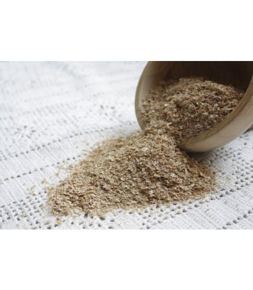Crusca alimentare di grano tenero