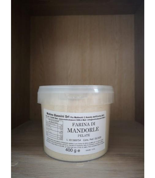 Farina di Mandorle 400g