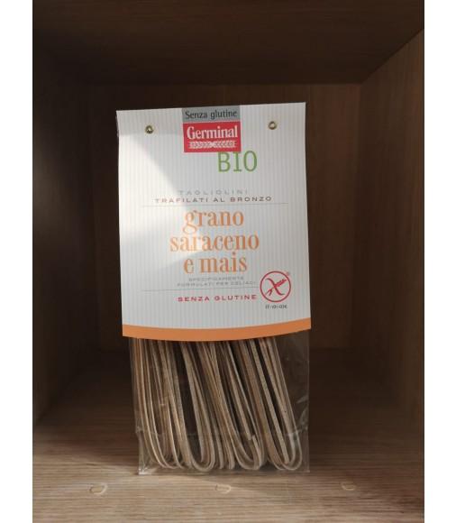 Tagliolini di Grano Saraceno e Mais -250g