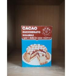 Cacao zuccherato – 250 gr