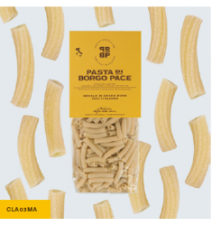 maccheroncini di Semola di grano duro 100% italiana - 500 gr