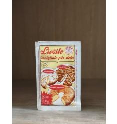 Lievito vanigliato per dolci - 2 buste