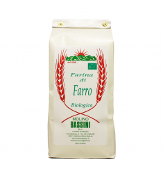 """Farina di Farro  """"Spelta"""" BIO"""