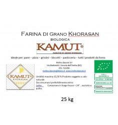 Farina di Kamut BIO  - 25 kg