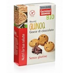 Biscotti di Quinoa con gocce di cioccolato
