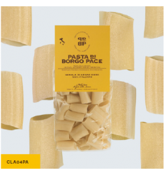 Paccheri di semola di grano duro 100% italiana - 500 gr