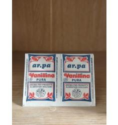 Vanillina pura 4 buste da 0,5 gr