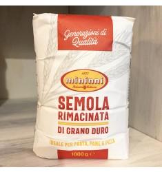 Semola Rimacinata di grano duro
